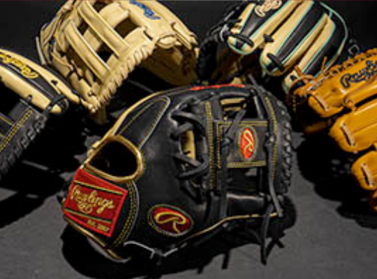 Rawlings Baseball Equipment at Bert's Sports Excellence