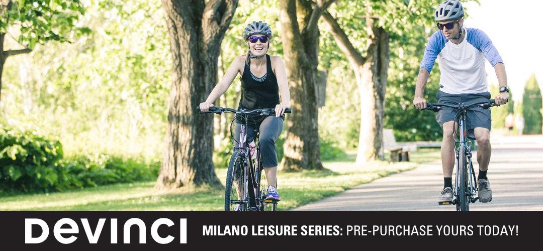 Pre-purchase your Devinci Milano Bike Today