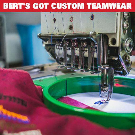 Custom Teamwear and Apparel